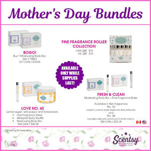 Scentsy Mother's Day gifts !