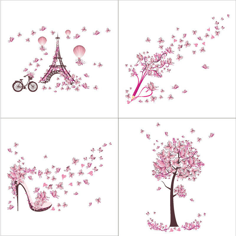Home Decoration - Wall Sticker Wall Art Stickers Room Decor Removable Art Vinyl Decor DIY Decal