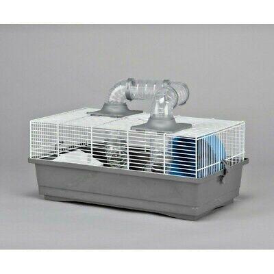 Jaula megazoo para hamster 50x28x24cm roedor