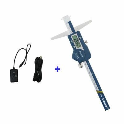 0-150mm Double Hooks Digital Depth Caliper Set With Usb Cable 5113-150b