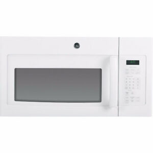 Microwave Over the Range white
