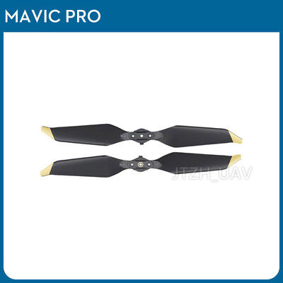 Original DJI Mavic PRO Platinum 8331 Low-Noise Quick-Release Propellers,1 pair