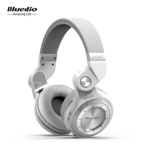 Bluedio Turbine T2S Bluetooth 4.1 Headsets Wireless Stereo H