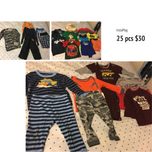 Boys 18-24 mos to 2T lot