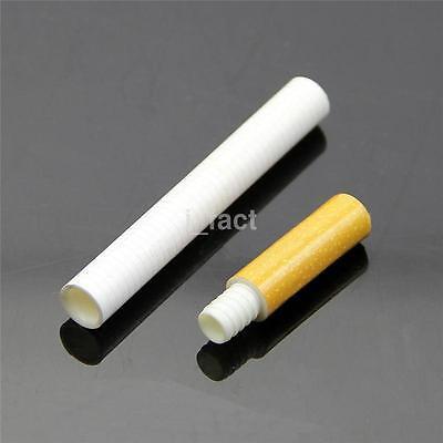 Mini Cigarette Shape Secret Container Hide Your Money Holder Case Storage Tank A