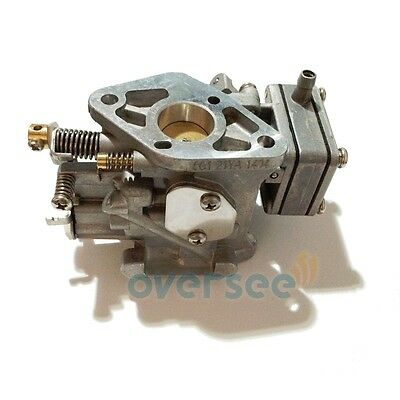 Usado, 6G1-14301-01/6N0-14301-10/6H6-14301 Carburetor For Yamaha Outboard Engine 8HP 2T comprar usado  Enviando para Brazil