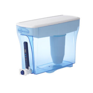ZeroWater 23 Cup Dispenser with Water Quality Meter
