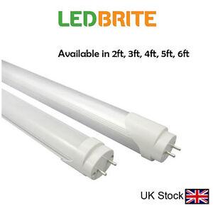 led t8 light tube fluorescent light replacement commercial 2ft 3ft 4ft. Black Bedroom Furniture Sets. Home Design Ideas