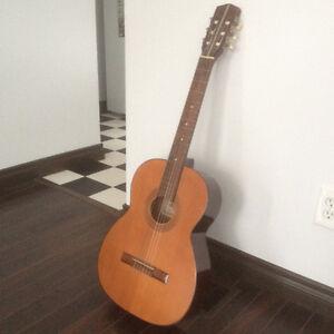 Vintage Japanese guitar, Mizuno.