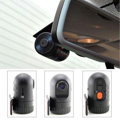 1080P HD Mini Car DVR Video Recorder Hidden Dash Cam Vehicle Camera Night Vision