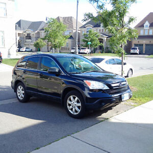 2008 Honda CR-V EX SUV BLACK LOW KMS PRIVATE SALE