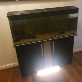 Fish tank house furniture