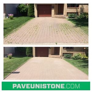 UNISTONE CLEANING - PAVEUNISTONE.COM - PAVER CLEANING West Island Greater Montréal image 5