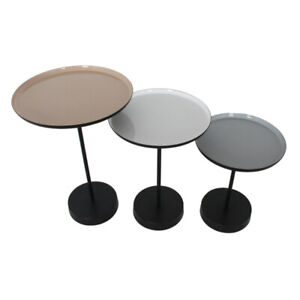 REN-WIL SET OF THREE END TABLES