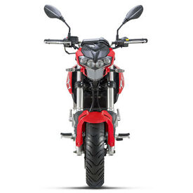 BENELLI TNT 125 - LEANER LEGAL - NAKED SPORTS