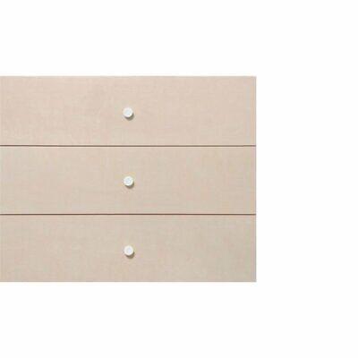 Babyletto Gelato Dresser Knob Set in White
