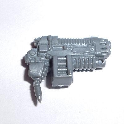 Space Marine Sternguard Veteran Grav Plasma and Bolt Pistols bits auction