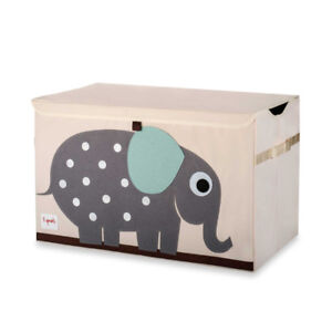3 Sprouts Toy Chest in Elephant *BRAND NEW* kids, baby, toychest