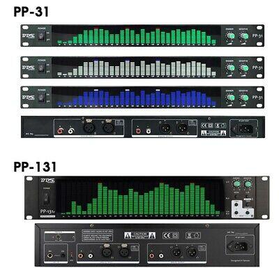 Bk Spectrum Analyzer Led Display Music Audio Spectrum Indicator Vu Meter Digital