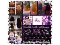 🎄🎁Affordable Mobile Hair Extensions. 🎁🎄