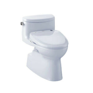 TOTO MW644584CEFG Carolina II WASHLET S350e One Piece Toilet Cot