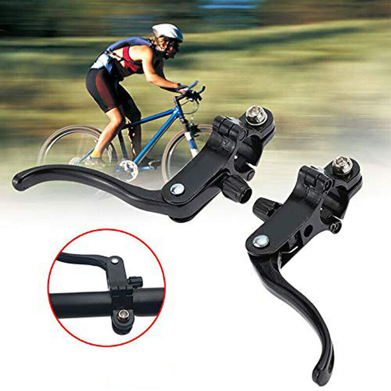 1 Pair Anti-slip Grips Cycling Road Trips Bike Bicycle  Handlebars LJ