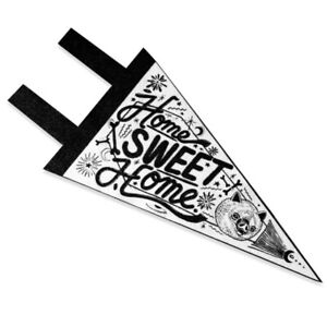 Stay Home Club - Home Sweet Home Pennant