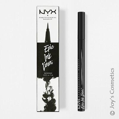 NYX Cosmetics Epic Ink Eye Liner Eyeliner Waterproof EIL01 B