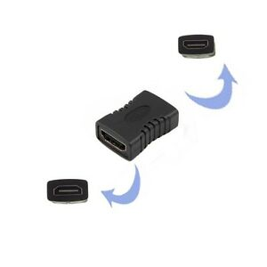 Brand New - HDMI Coupler Adapter - Female to Female