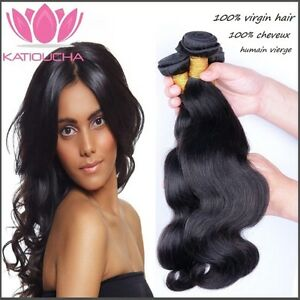 "100% Virgin Human Remy Hair extensions 20""(60 cm),7A, 100g"