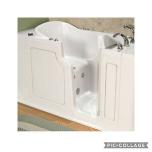 Safe Step Regal Walk-in Tub - Like new