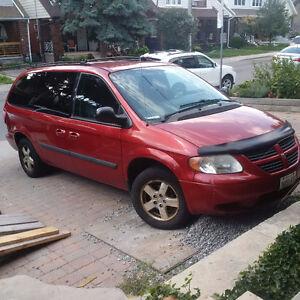 2005 Dodge Grand Caravan Minivan, Van - sold as is