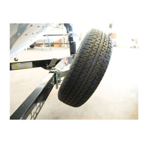 Extreme Max 3001.0064 High Mount Spare Tire Carrier