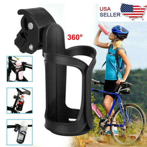 Bike Cup Holder Cycling Beverage Water Bottle Cage Mount Drink Bicycle Handlebar Bicycle Accessories