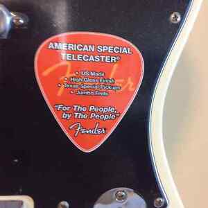 Fender 60th Anniversary AMERICAN Special Telecaster 1951-2011.