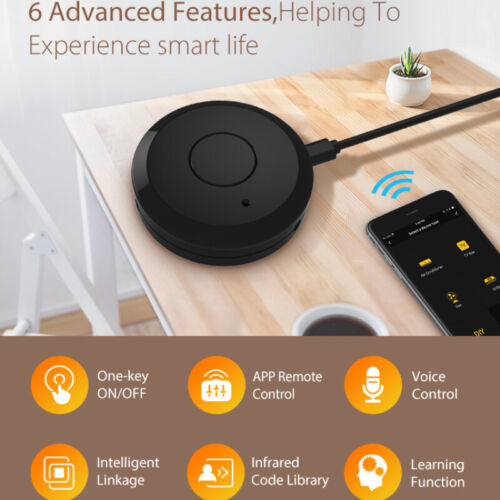 IR Alexa Air Conditioner TV Wireless Control WiFi Universal