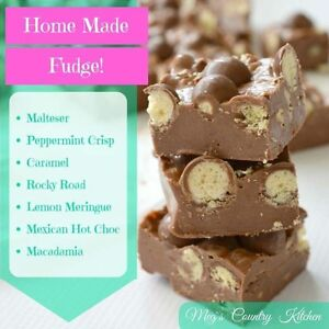 Homemade Fudge and Slices Gillieston Heights Maitland Area Preview