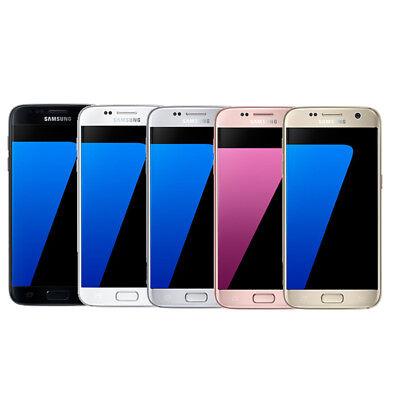 Samsung Galaxy S7 32GB 64GB Smartphone Unlocked AT&T Verizon T-Mobile Sprint