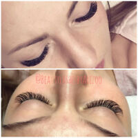Eyelash (extention de cills) mega volume 3D