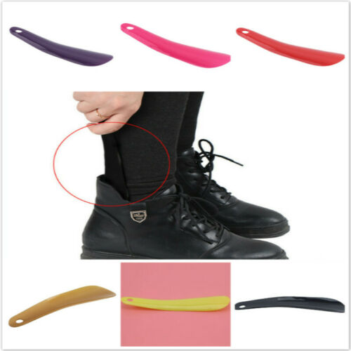 Podiatrist Designed Travel Size Shoe Horn Smooth Small Plast