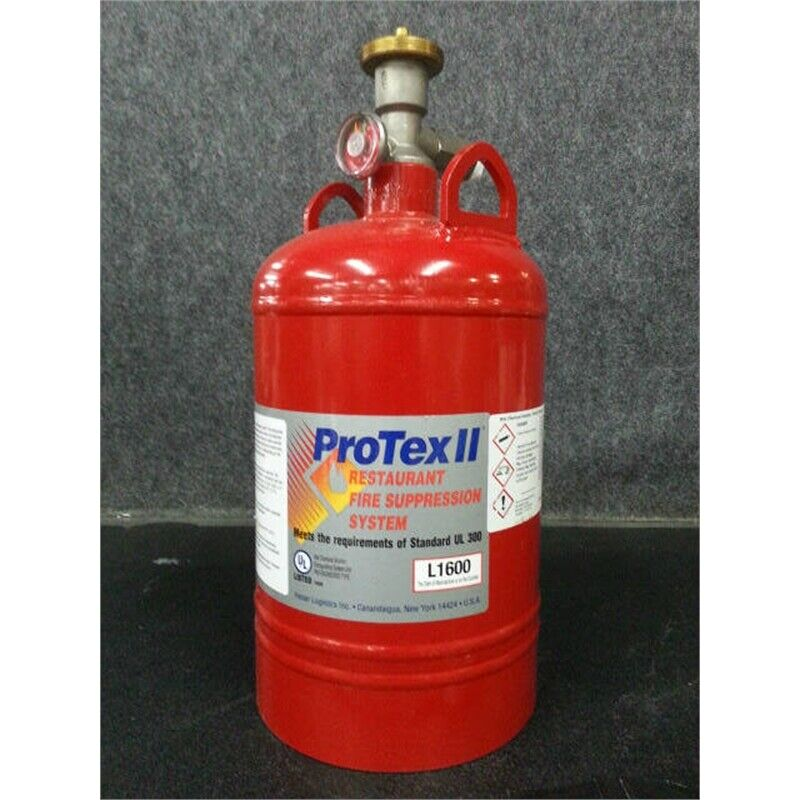 Heiser L-1600 ProTex II Fire Extinguisher 1.6 gal For Cooking Appliances*