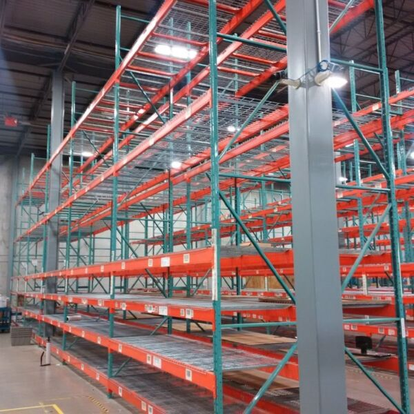 Used Car Warehouse: Used Pallet Rack, Industrial Shelving And Other Equipment