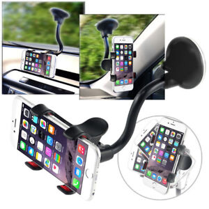 Universal Car Mount Suction Phone Holder For All Smartphones