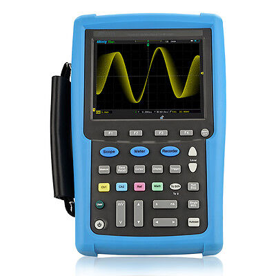 Micsig Ms420it410it Handheld Digital Oscilloscope 200mhz Automotive Diagnostic-