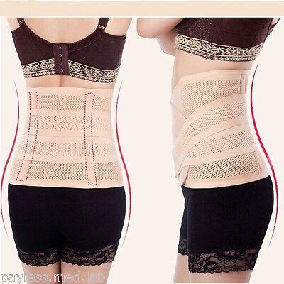 new Postpartum Support Recovery Belly Waist Belt Shaper Maternity Slim Body