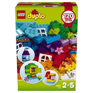 DUPLO Creative Box - large box (120 pieces) - BRAND NEW