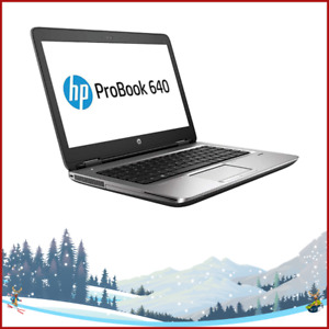 HP ProBook 640 with Core i5 Processor on sale!