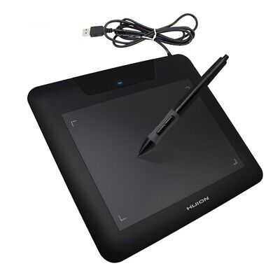Digital Graphic Tablets Usb Interface Professional Drawing Animation Pen Pad 8