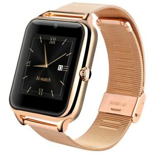 Brand New Bluetooth Stainless Smart Watch Phone