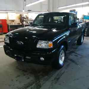 2011 Ford Ranger Sport 4.0L Manual